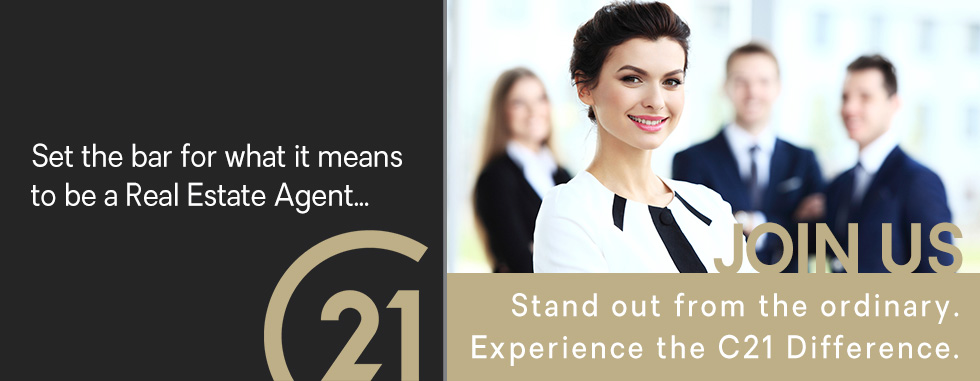 Join the Century 21 Team