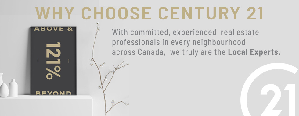 Why Choose Century 21?
